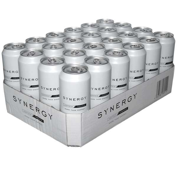More Nutrition Synergy 24 x 500 ml (Inklusive Pfand)