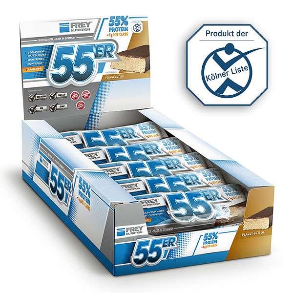 Frey Nutrition 55er Mix-Karton 20 x 50 g