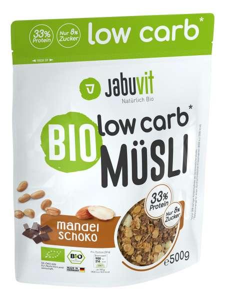 Jabuvit Low Sugar Müsli, 500g