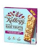 Kellog´s W.K. Kellogg Raw Fruits Nuts & Oats, 45g