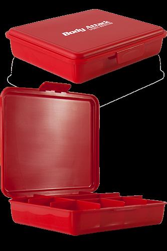 Body Attack Pillenbox XL