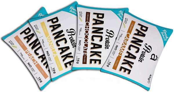 Ä Nano Supps Protein Pancake (12x 45g) MIX BOX