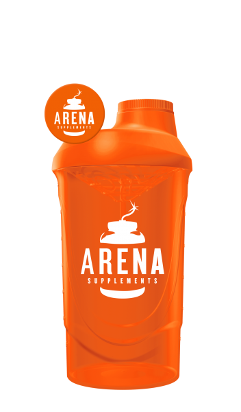 Arena Supplements Wave Shaker Orange, 1 Stück