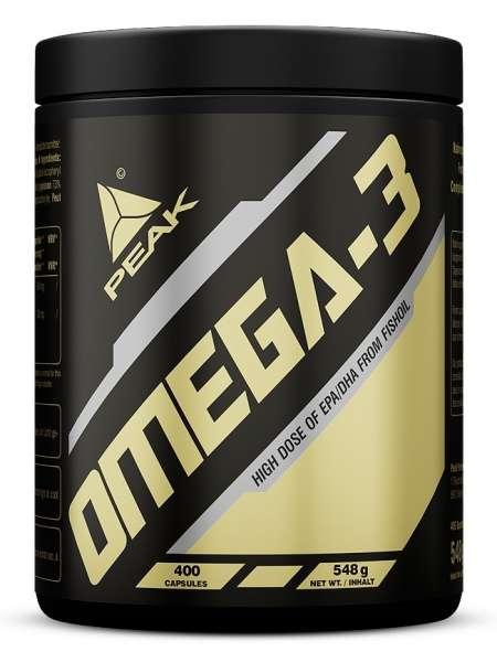 Peak Omega 3, 400 Kapseln