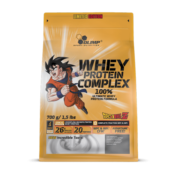 Olimp Dragonball Whey Protein Complex 100%, 700g