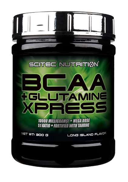 Scitec Nutrition BCAA + Glutamine Xpress, 300g