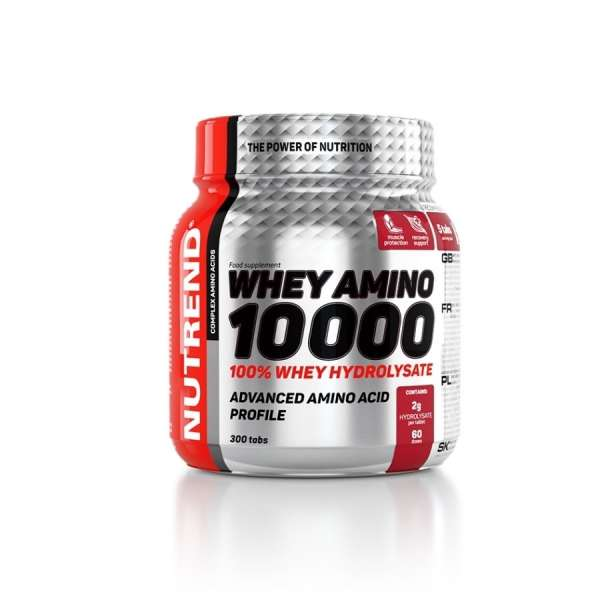 Nutrend Whey Amino 10 000, 300 Tabletten