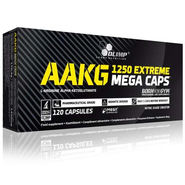 Olimp AAKG Extreme 1250, 120 Kapseln