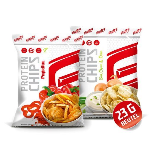 GOT7 Nutrition High Protein Chips, 24 x 23g