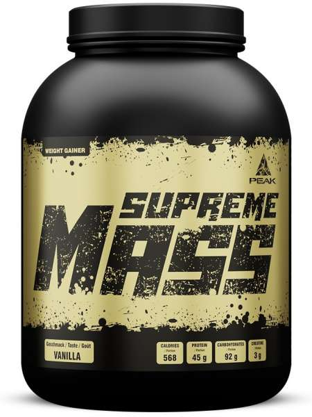 Peak Surpreme Mass, 3000g