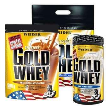Weider Gold Whey Protein, 2000g