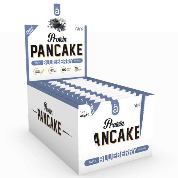 Ä Nano Supps Protein Pancake, 12 x 45g