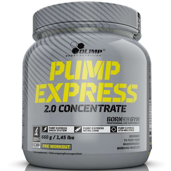 Olimp Pump Express 2.0, 660g