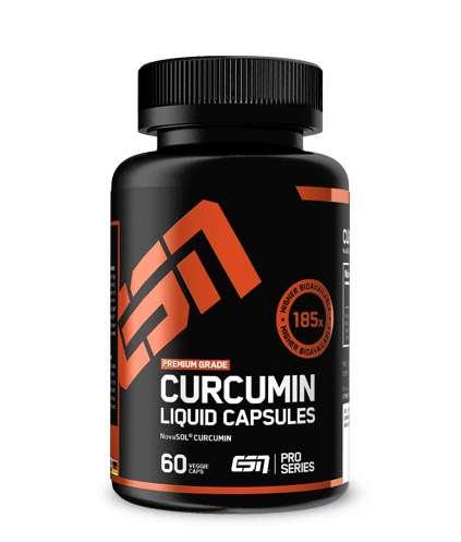 ESN Curcumin Liquid Capsules, 60 Kapseln