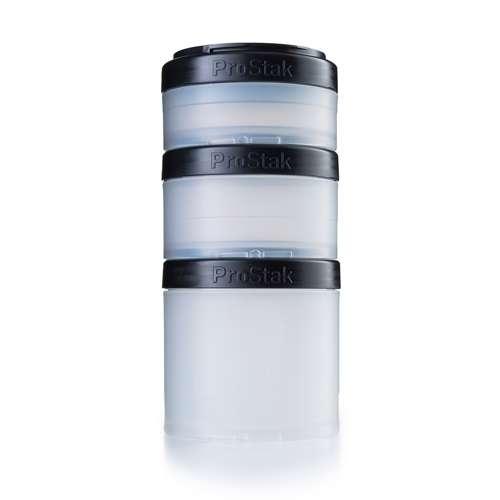 Blender Bottle Pro Stak Expansion Pak Clear (3Pak), 1 Stück