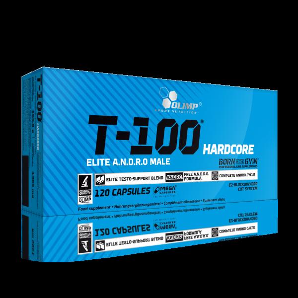 Olimp T-100 Hardcore, 120 Kapseln