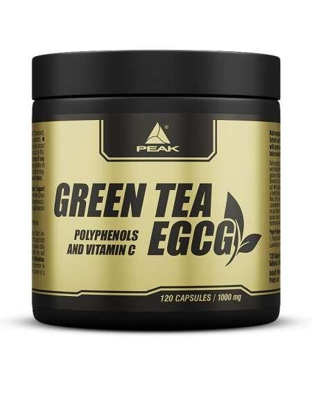 Peak Green Tea EGCG, 120 Kapseln, 120g