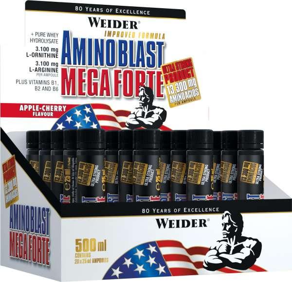 Weider Amino Blast Mega Forte, 25ml