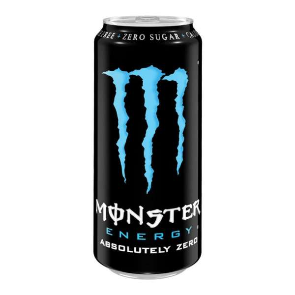 Monster Absolute Zero, 500ml
