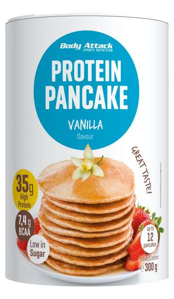Body Attack Protein Pancake, 300g