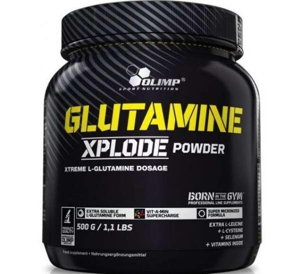 Olimp L-Glutamine Xplode, 500g