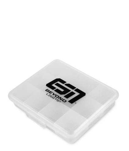 ESN Pillenbox XL Semi Transparent, 1 Stück