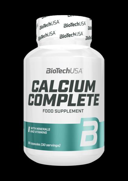 Biotech USA Calcium Complete, 90 Kapseln
