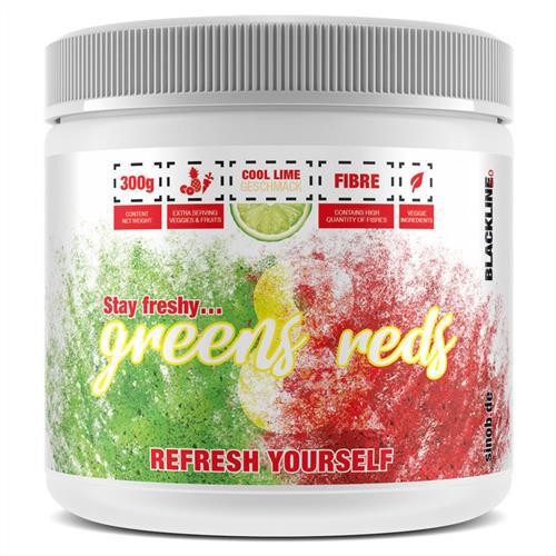 Blackline 2.0 Sinob Green & Reds, 300g