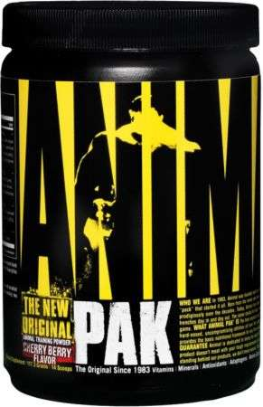 Universal Nutrition Animal Pak Powder, 342g