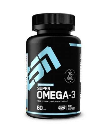 ESN Super Omega-3, 60 Kapseln