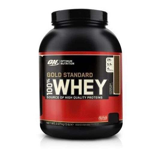 Optimum Nutrition Gold Standard Whey, 2270g