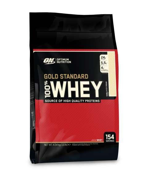 Optimum Nutrition Gold Standard Whey, 4540g