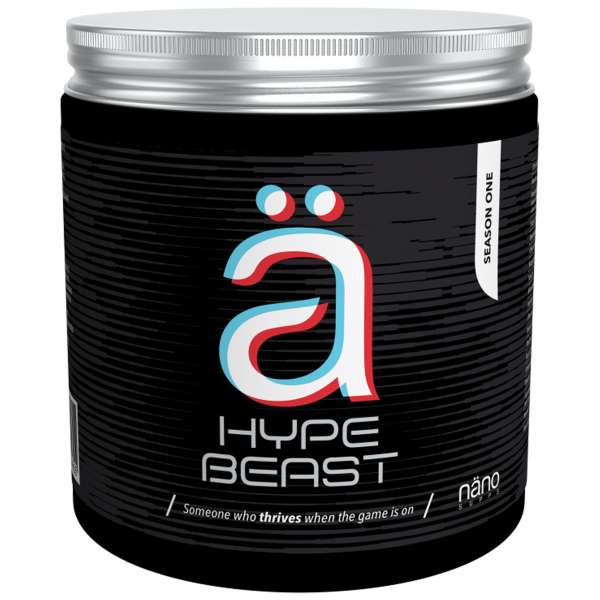 Ä Nano Supps Hype Beast, 320g