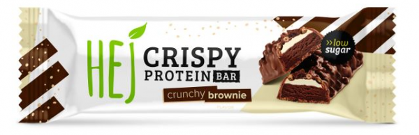 Hej Crispy Bar Proteinriegel, 45g