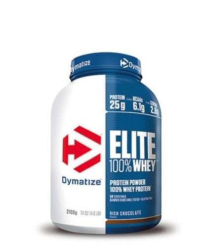 Dymatize Elite 100% Whey Protein, 2100g