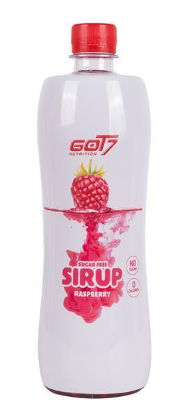 GOT7 Nutrition Sirup - Sugar free, 750 ml