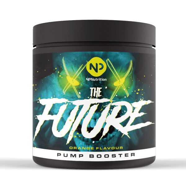 NP Nutrition The Future Pump Booster Limited Edition, 500g