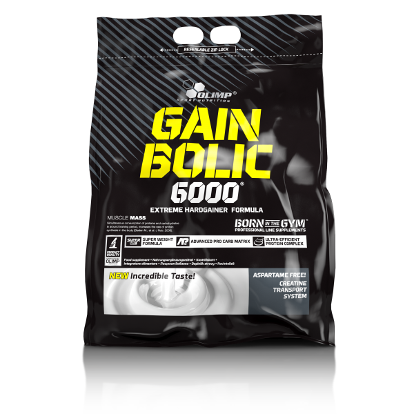 Olimp Gain Bolic 6000, 6800g