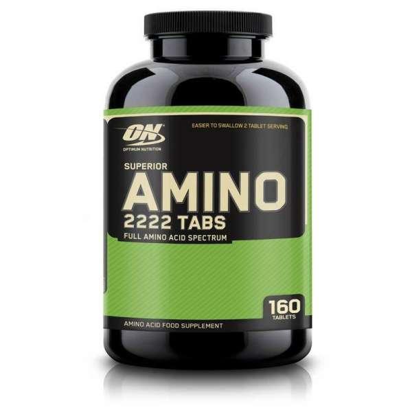 Optimum Nutrition Amino 2222, 160 Tabletten