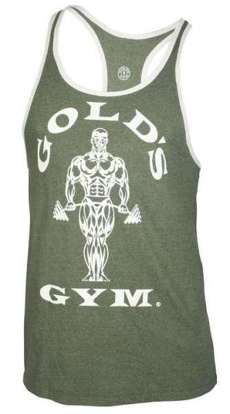 Golds Gym Camoe Joe Stringer Army