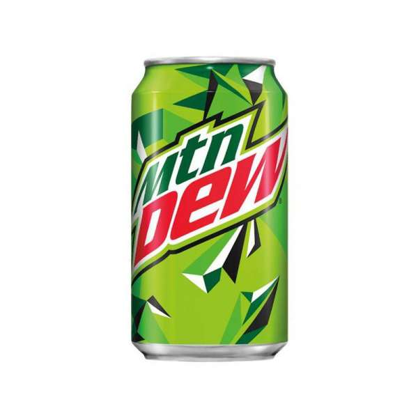 Mountain Dew Original, 355 ml