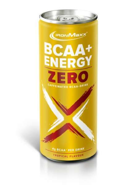 IronMaxx BCAA+ Energy, 330ml