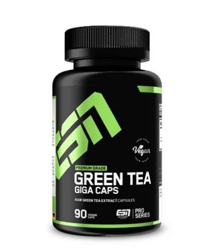 ESN Green Tea Giga Caps, 90 Kapseln