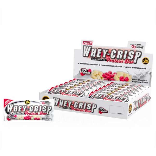 All Stars Whey-Crisp Protein Bar, 50g