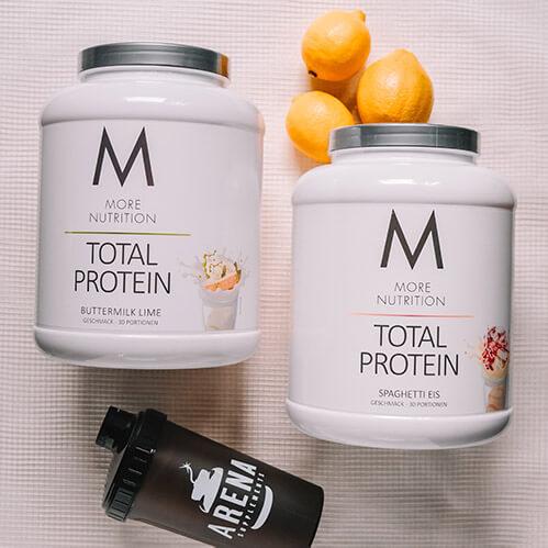 Eiweißpulver Total Protein