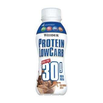 Weider Protein Low Carb Zero Fat Shake, 330 ml