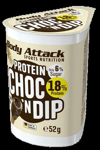 Body Attack Protein Choc´n Dip, 52g
