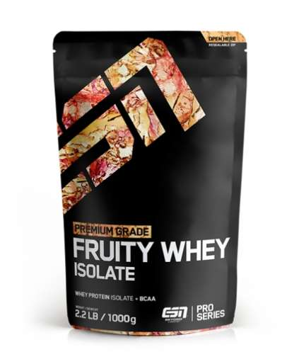 ESN Fruity Whey Isolate, 1000g