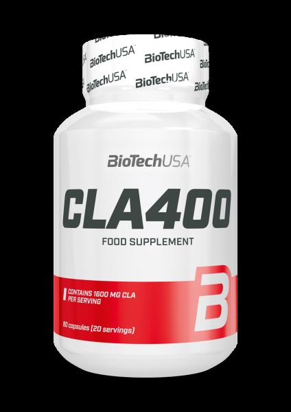 Biotech USA CLA, 80 Kapseln