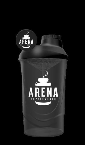Arena Supplements Wave Shaker Schwarz, 1 Stück